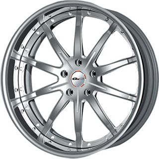 GFG Tel Aviv Brushed Machined Wheel Packages