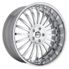 GFG Torino Chrome 22 X 8 Inch Wheels