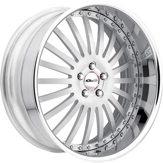 GFG Torino Brushed Machined Wheel Packages