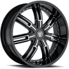 Heavy Hitters H7 26X9.5 Black