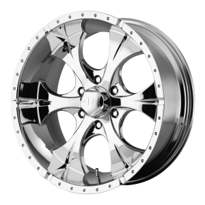 Helo HE791 Maxx 15X8 Chrome Plated