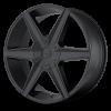 Helo  HE887 20X8.5 Satin Black