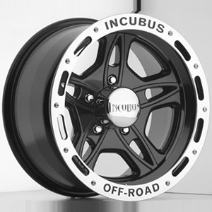 Incubus 511 15 X 8 Inch Wheels