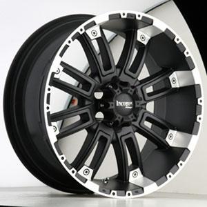 Incubus 816 Crusher 17 X 9 Inch Wheel