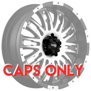 Incubus 817 Hondo Black Caps