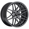 Konig Integram 17X8 Matte Black