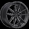 Konig Oversteer 19X9.5 Gloss Black