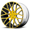 Lorenzo LF897 22X8.5 Yellow