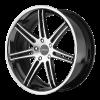 Lorenzo WL198 20X10.5 Black