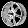 Lorenzo WL198 20X10.5 Silver