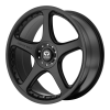 Lorenzo WL28 21X8.5 Satin Black