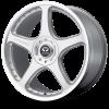 Lorenzo WL28 18X9.5 Silver