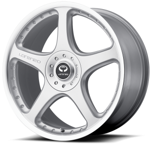 Lorenzo WL28 21X8.5 Silver