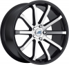 Mach M10 19X9.5 Gloss Black Machined