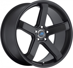 Mach M5 19X8.5 Satin Black