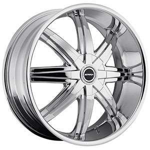 Strada Magia Chrome Wheel Packages