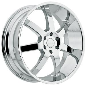 Menzari Absolute Z09 Chrome Wheel Packages