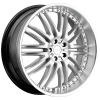 Menzari M-Sport Z04 20X9.5 Silver