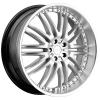 Menzari M-Sport Z04 22X8.5 Silver