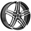 Menzari Sterzo Z12 Black Wheel Packages