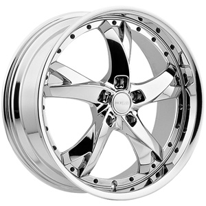 Menzari Viaggio Z11 Chrome Wheel Packages