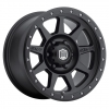 Mickey Thompson Deegan 38 Pro 4 17X9 Matte Black