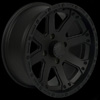 Vision 159 Outback Chrome 14 X 8 Inch Wheels