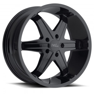 Milanni 446 Kool Whip 6 Gloss Black