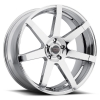 Milanni  9042 Sultan 22X9.5 Chrome