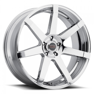 Milanni  9042 Sultan 24X9.5 Chrome