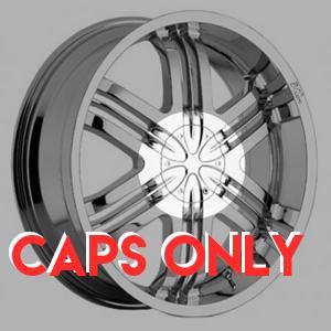 Milanni Bladerunner Chrome Caps