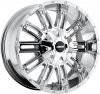 MKW M80 17X9 Chrome