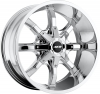 MKW M81 20X9.5 Chrome