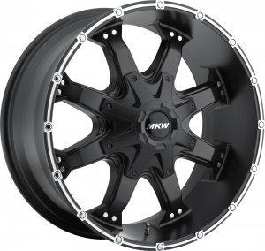 MKW M83 Satin Black