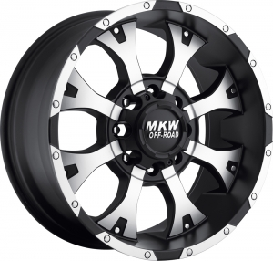 MKW M85 Satin Black