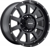 MKW M86  16X8 Satin Black
