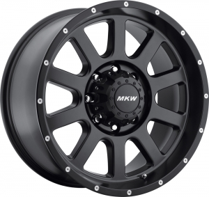 MKW M86  Satin Black