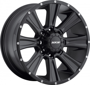 MKW M87 Satin Black