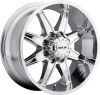 MKW M89 (8 Spokes) Chrome
