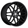 Strada Moda Black 20 X 8.5 Inch Wheels