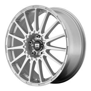 Motegi MR119 Rally Cross S 17X7 Bright Silver With Clearcoat