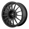 Motegi MR119 Rally Cross S 17X7 Satin Black With Clearcoat
