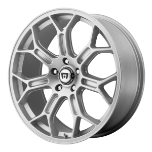 Motegi MR120 Techno Mesh S 17X8.5 Race Silver