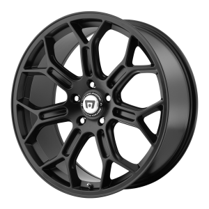Motegi MR120 Techno Mesh S Satin Black