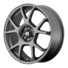 Motegi MR121 16X7 Titanium Gray