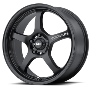 Motegi MR131 Traklite Satin Black