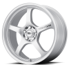 Motegi MR131 Traklite 17X8 Silver