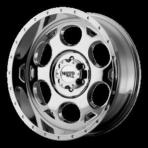 Moto Metal MO964 20X9 Chrome Plated