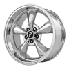 OE Creations PR106 17X8.5 Chrome Plated