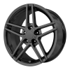 OE Creations PR117 19X10 Hyper Black